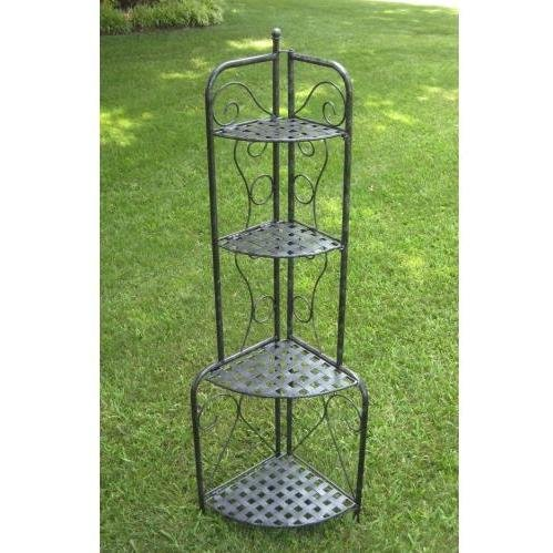 c47c4a1e6033 Mandalay Cor Strong and simple - the Mandalay Corner outdoor/indoor plant  stand