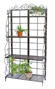 Panacea Products Baker's Rack Plant Stand